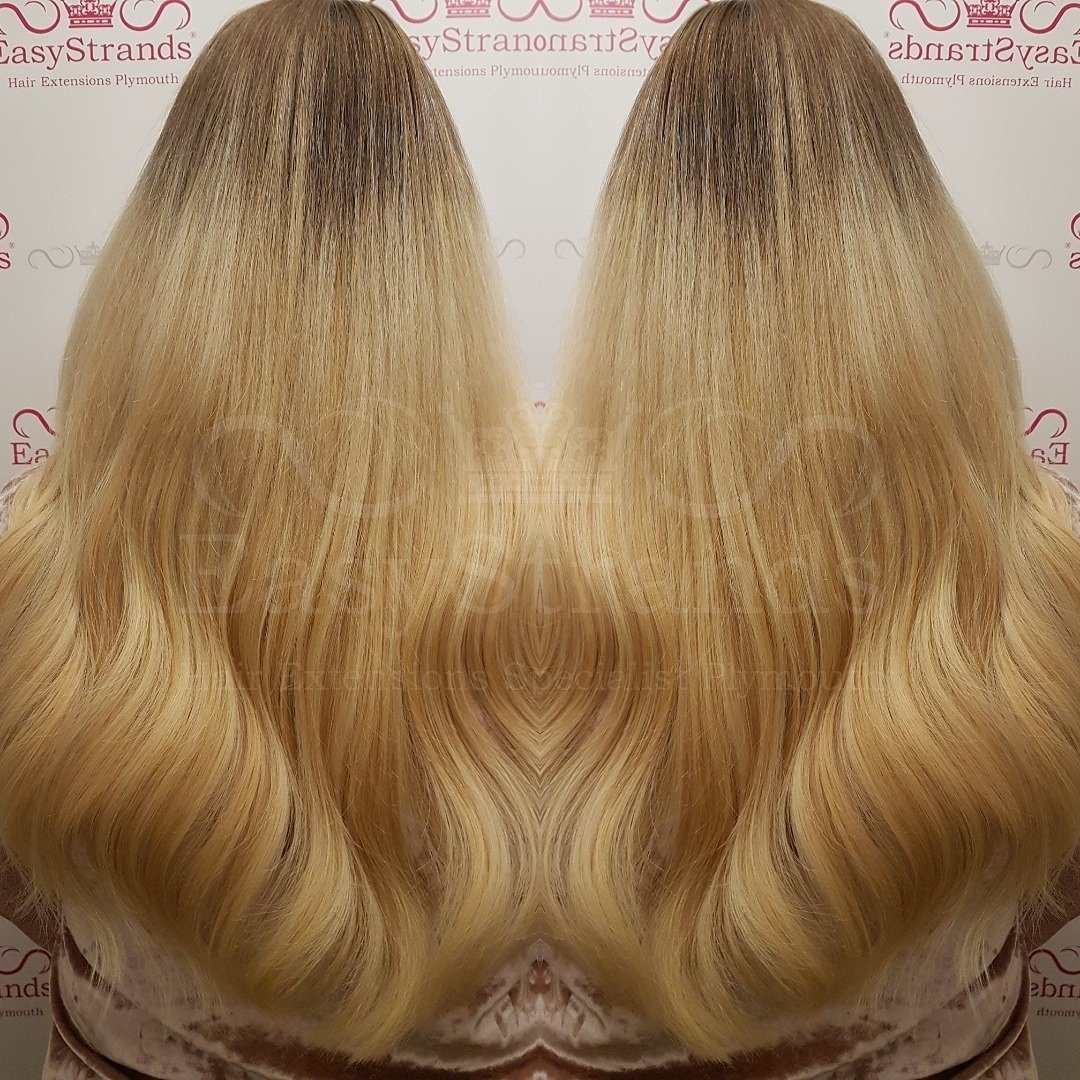 Danielle On Twitter Hairextensions Easystrands Longhair Salon