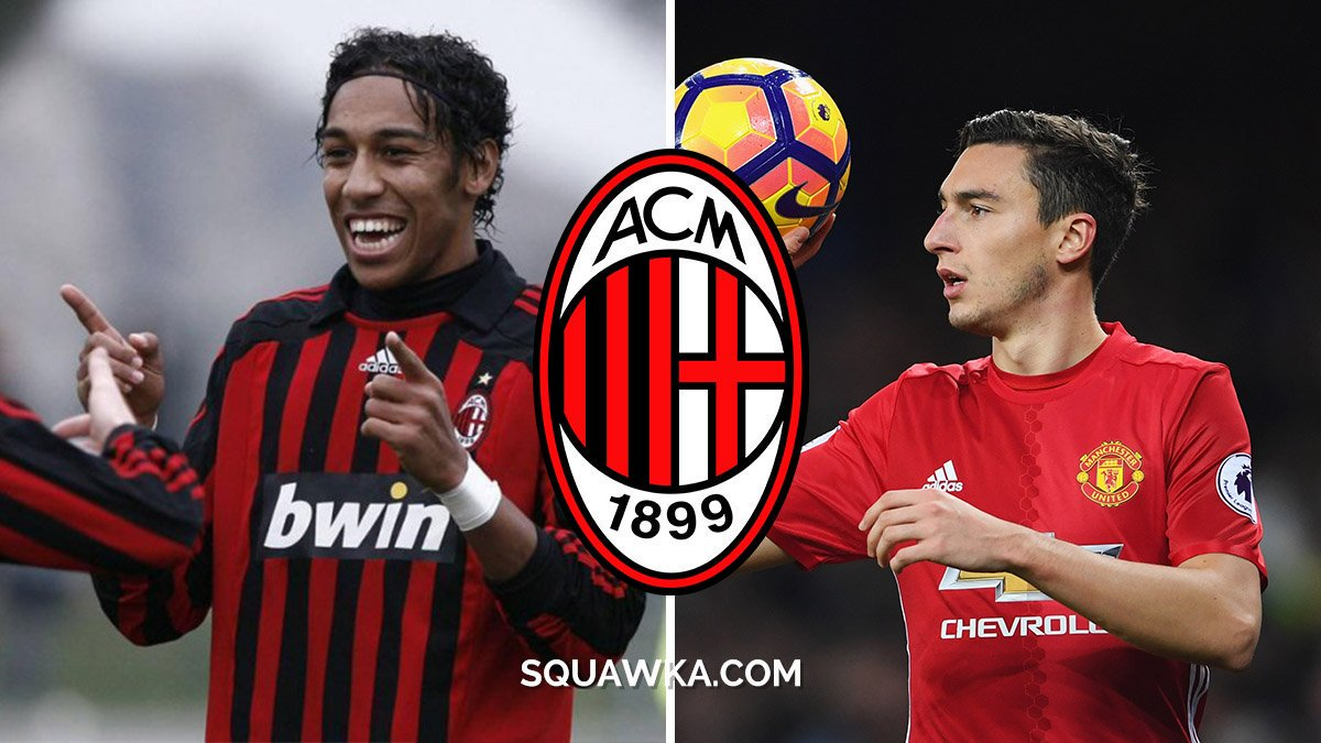 1. NINE top-class footballers that AC Milan should have never let go - sqwk.at/ACMilanBye  Sold for: €1m 😱 League goals since: 131