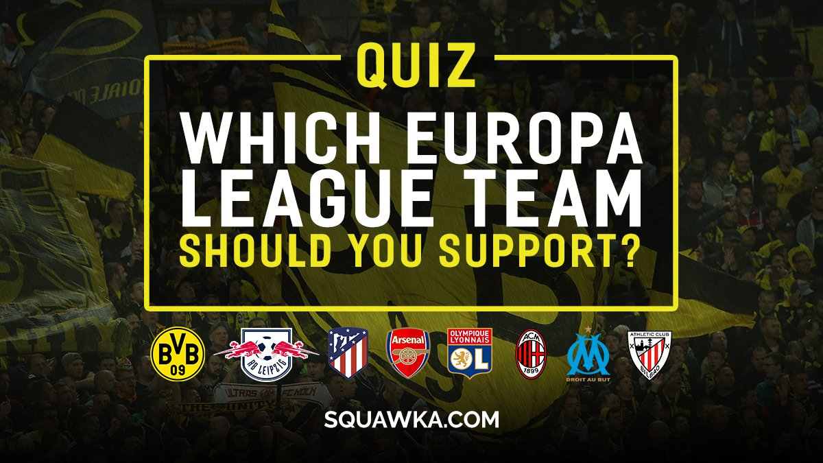 BONUS BALL QUIZ!  Which Europa League team should you support this season? - sqwk.at/EuropaSupport   Arsenal or AC Milan? 🤔