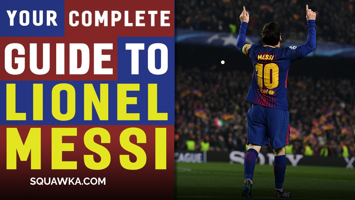 2. Your complete guide to Lionel Messi's 100 Champions League goals - sqwk.at/100Messi  All the milestones. 🏆