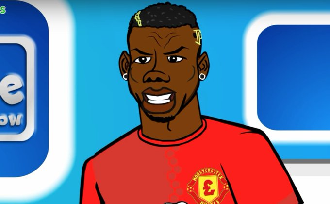 Happy Birthday to Paul Pogba    What do you think Mourinho has bought him as a present?