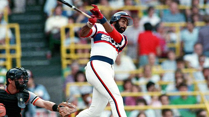 Happy \80s Birthday to Harold Baines.   Dude could just hit.