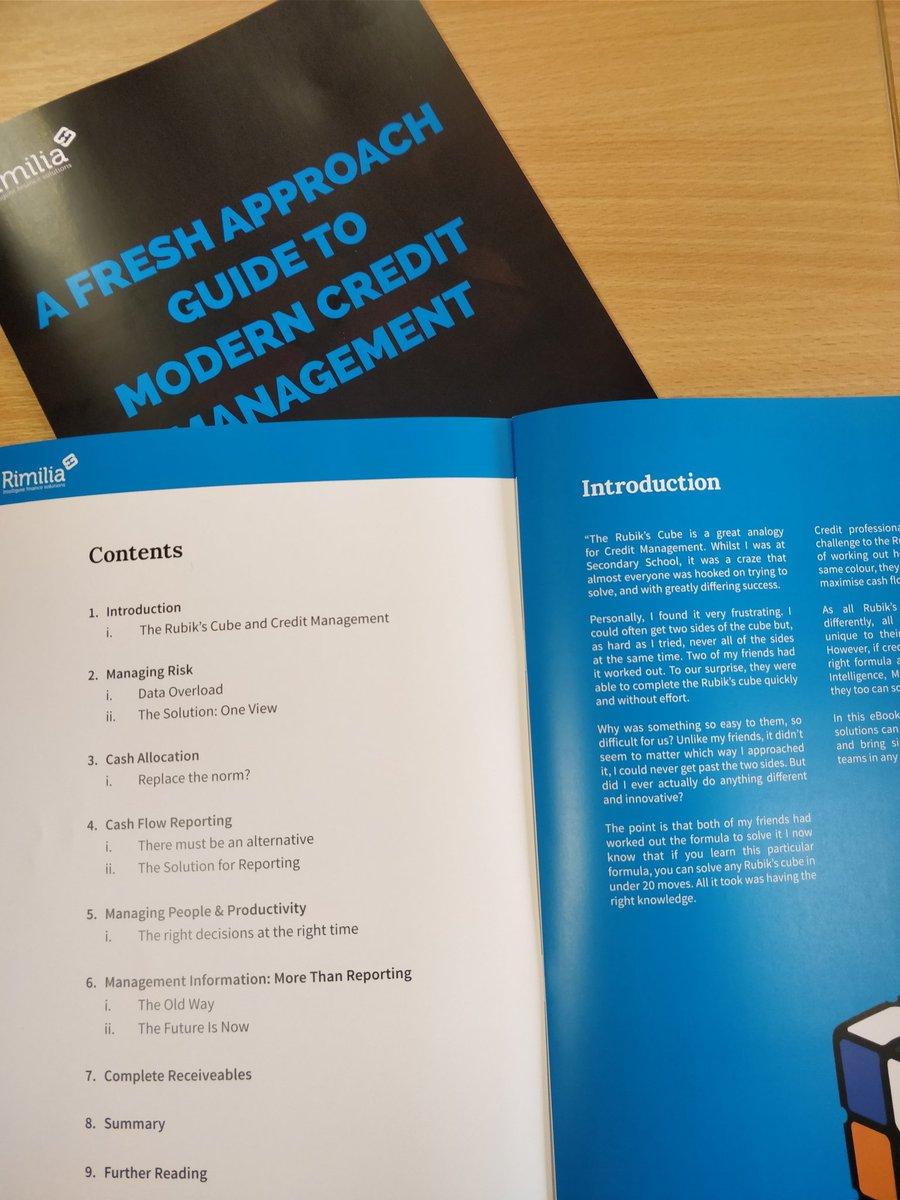 Credit Management Ebook