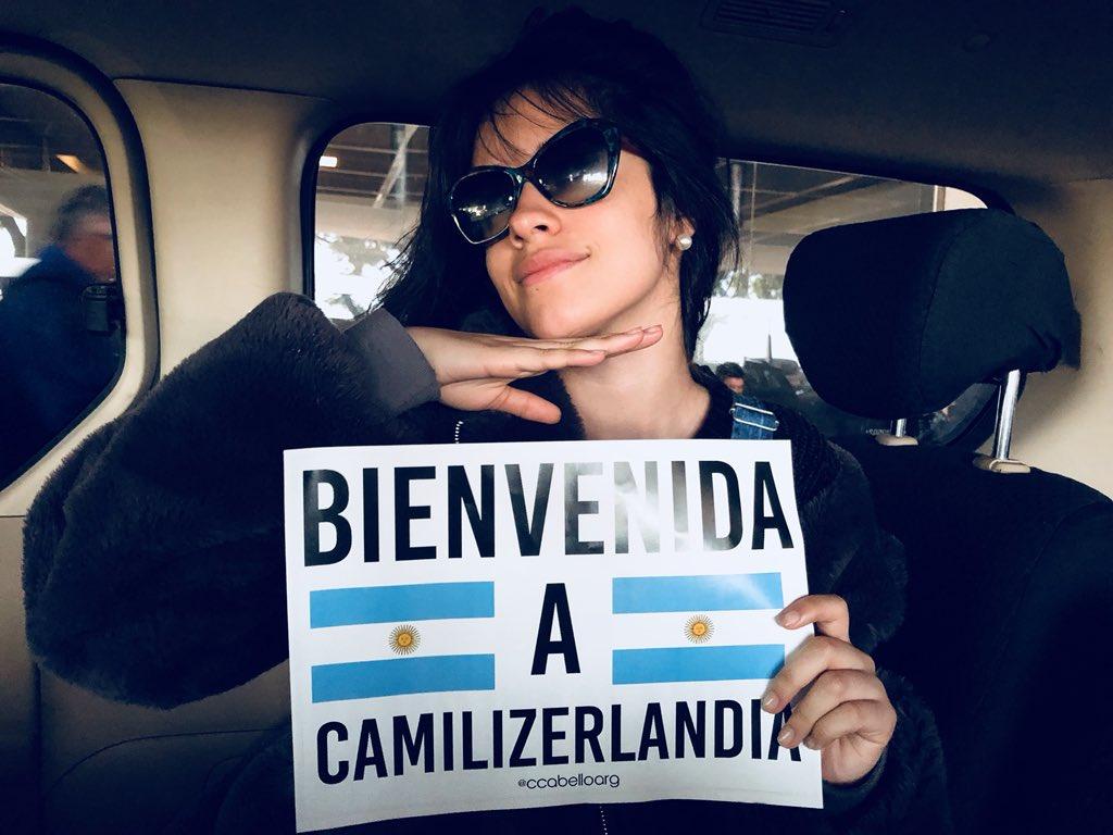 Argentina los amo 💜😭💜😭 Lollapalooza tomorrow!!!