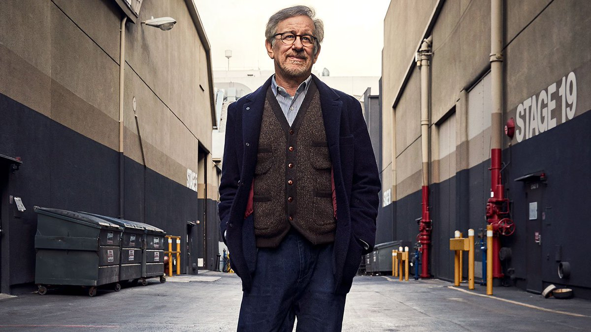the life and works of the movie genius steven spielberg Steven spielberg's film, which came out 20 years ago and won him his second best director oscar, has the tony sheen of the stirring world war ii movies he's long cited as inspiration.