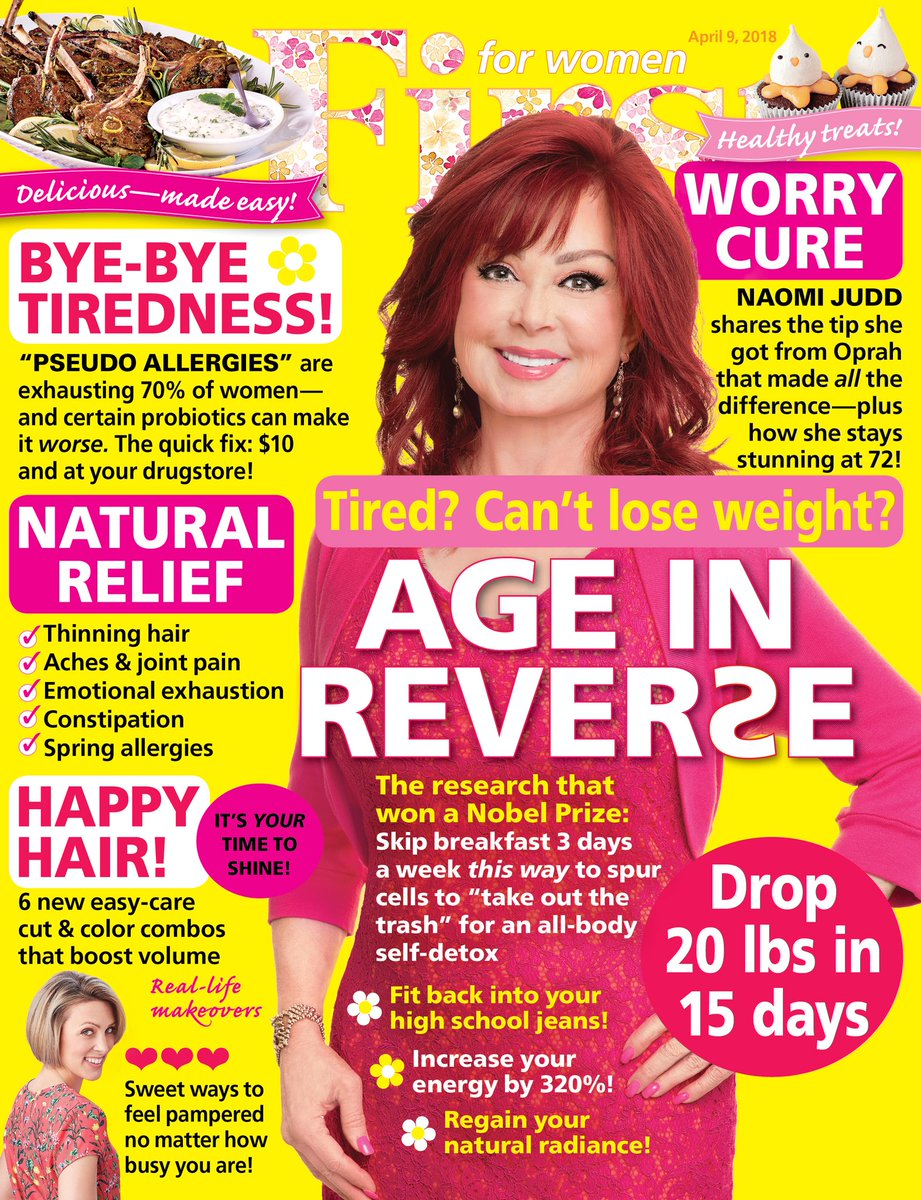 I'm thrilled to be on the cover of @FIRSTmag! Read about the spiritual advice @Oprah gave me that changed my life.