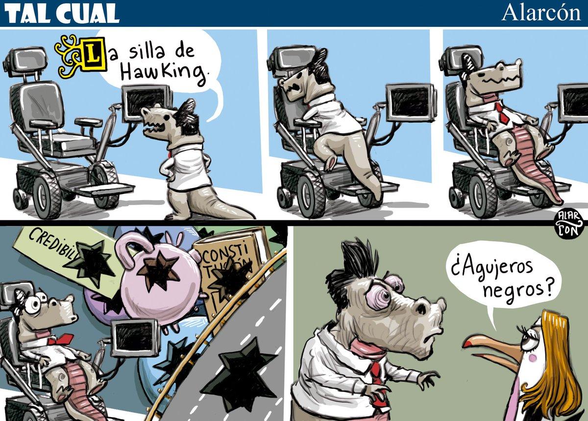 Hawking - Alarcón