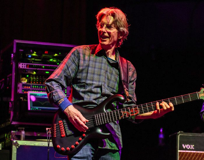 Happy Birthday Phil Lesh! One of the founding members of
