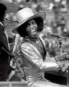 Happy 75th Birthday, Sly Stone.