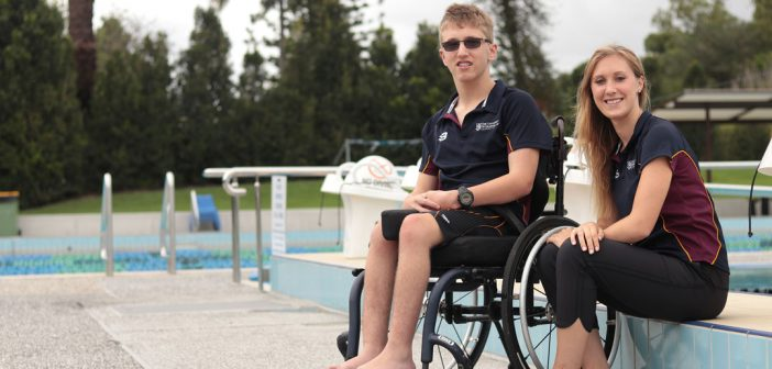 #Fulbright student Turner Block sees sports as a global language and bridge builder. During her grant @UQ_News, she worked w/Para START, a sports training program for people eligible to participate in the Paralympic Games. bit.ly/2FRhbRa @Paralympics