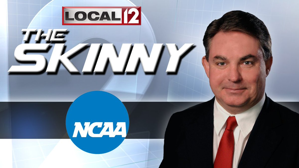Well he didn't have Virginia listed, so we're good...   #MarchMadness #NCAATournament @Local12Skinny