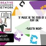 Image for the Tweet beginning: 📣 Day 4 of @ShakespeareWeek