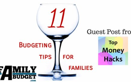 Top Money Hacks Shares 11 Budgeting Tips for Families https://t.co/7vwZe5U8zN via @myfamonabudget #family #money
