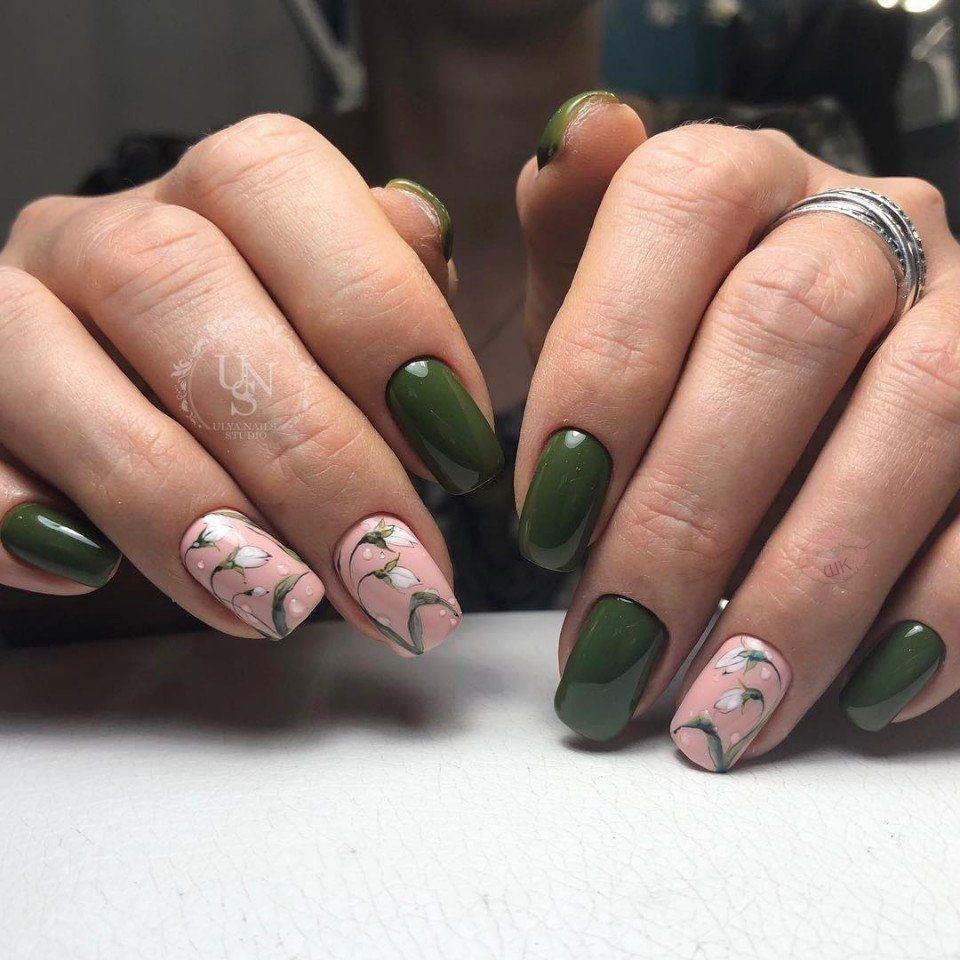 подснежники на ногтях фото том интервью актер