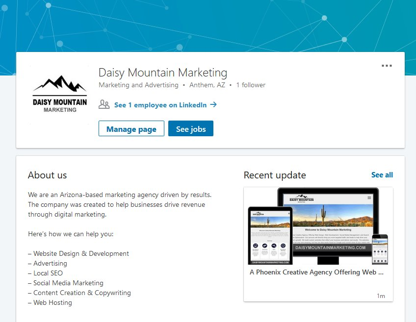 Daisy Mountain Marketing (@daisymountainaz) | Twitter