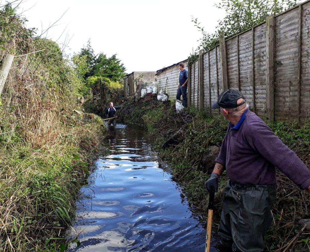 River Al, Athlone: clean up and regenera...