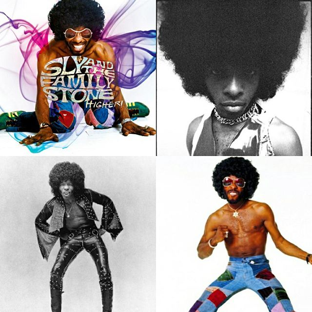 Happy Birthday to Sly Stone!