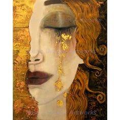 In realtà la vita non è che la morte, preparata con cura quasi artistica.#Leggiamo#ElsaMorante#Diario 1938@CasaLettoriGustav Klimt  - Ukustom