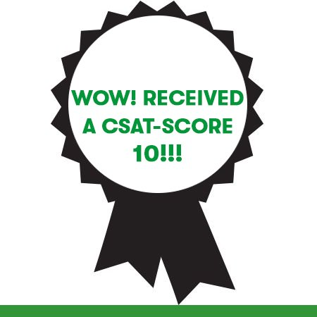 test Twitter Media - Wow! Just received for the 2nd time in a row the highest possible CSAT-score possible: a big fat 10!! And not for a simple straight-forward first ServiceNow implementation: this is for one of the biggest companies in the world!! Interested in what and how? Reach out to us! https://t.co/x0rHkHrgDK