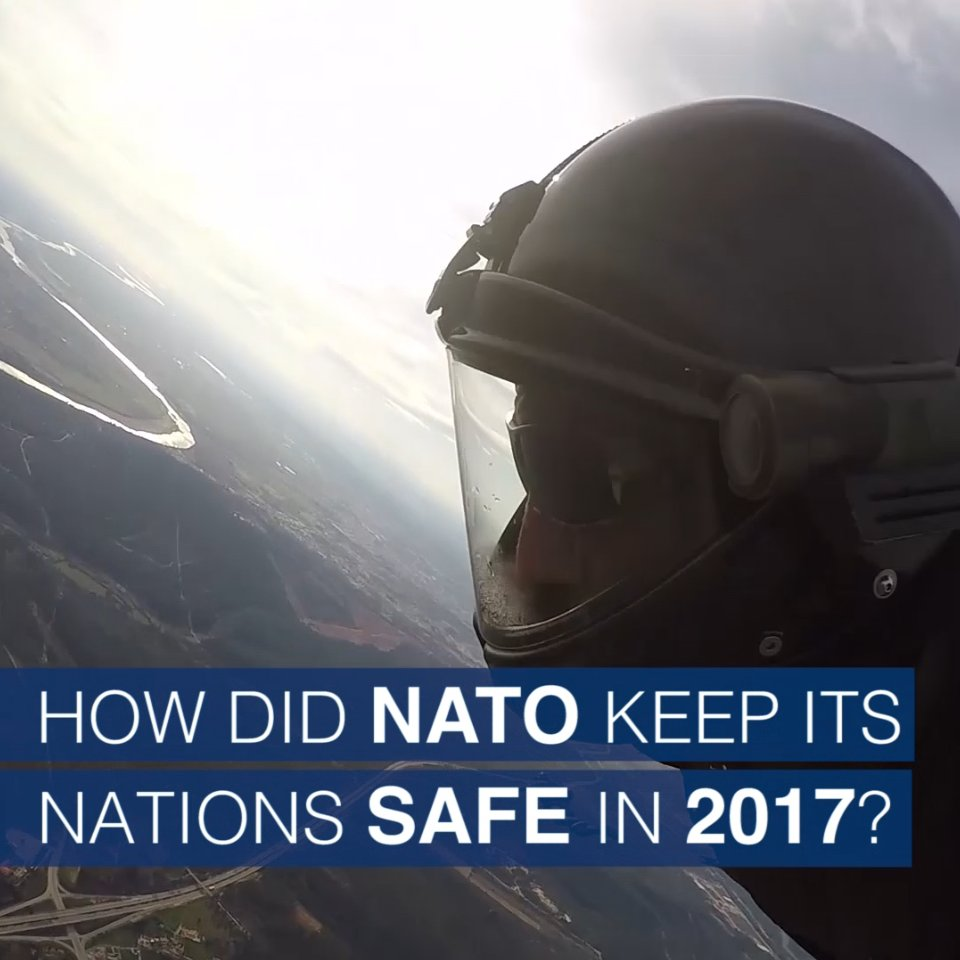 What did NATO do in 2017 and how did it adapt to new challenges? The #SGReport shows the broad range of steps NATO took to keep its one billion citizens safe.