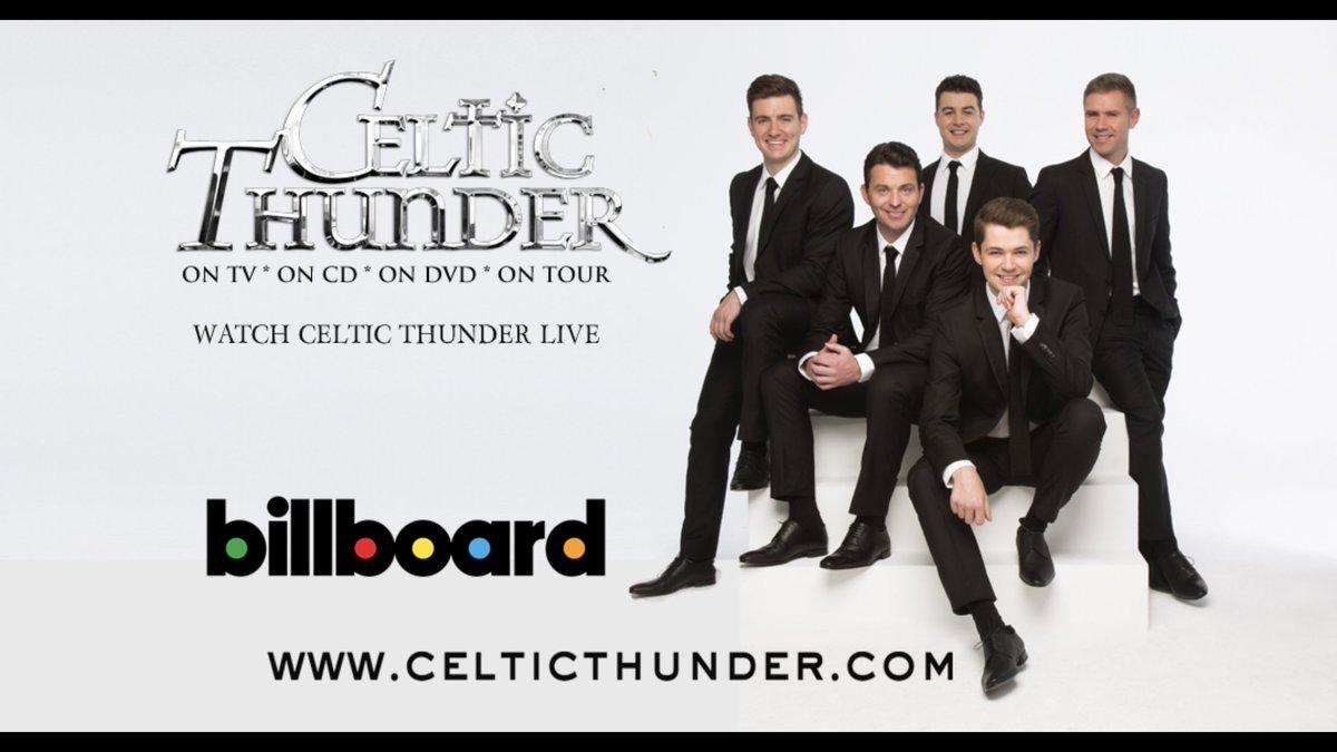 Celtic Thunder on Twitter: