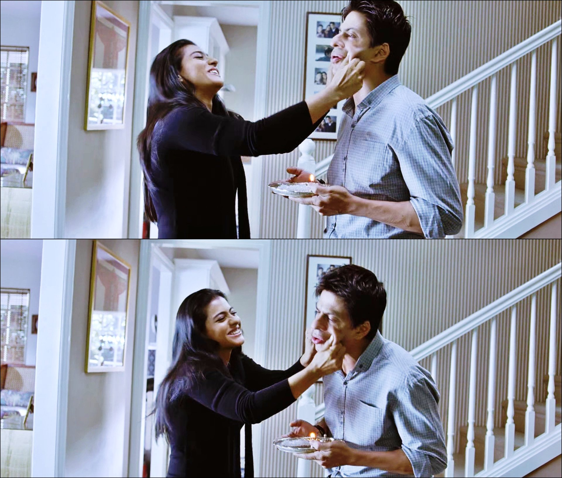 RT if #SRKajol are your favourite pair and you will always want them to reunite no matter how many times they do! �� https://t.co/16yyLAS1VT