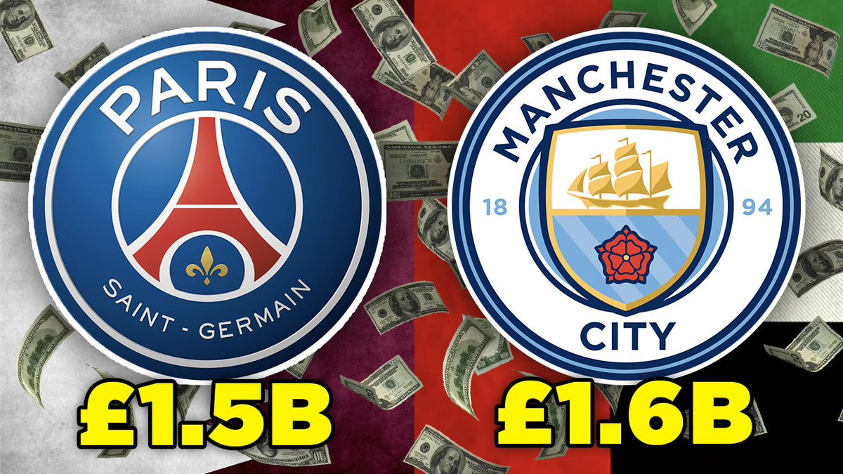 10 Football Clubs OWNED By Countries!  1 person who RTs this will get follow back!   WATCH: youtu.be/K1LnvaVRwx8