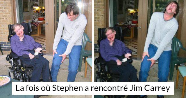 Stephen Hawking twitter.