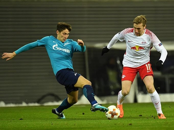 Zenit vs RB Leipzig: