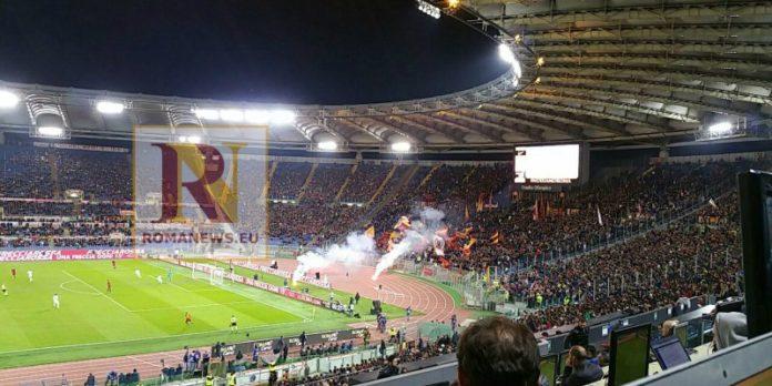 #ChampionsLeague, fumogeni e perdita di tempo: deferita la #Roma#ASRoma #RomaShakhtar http://romanews.eu/notizie-roma/champions-league-fumogeni-perdita-tempo-deferita-la-roma/  - Ukustom