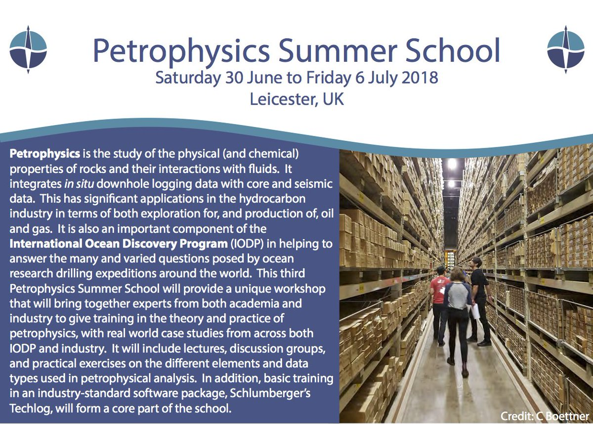 Etiqueta #petrophysics al Twitter