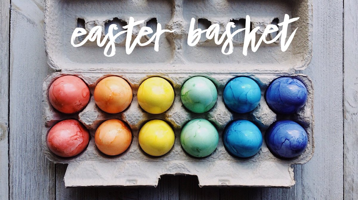 Fill your little one's #Easter Basket &a...