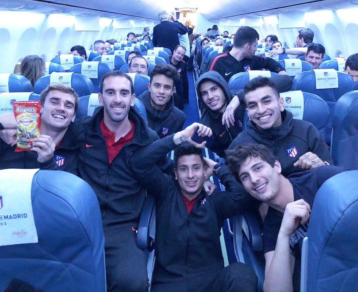 Volvemos a Madrid después de un muy buen partido y una gran eliminatoria!! A cuartos!!!