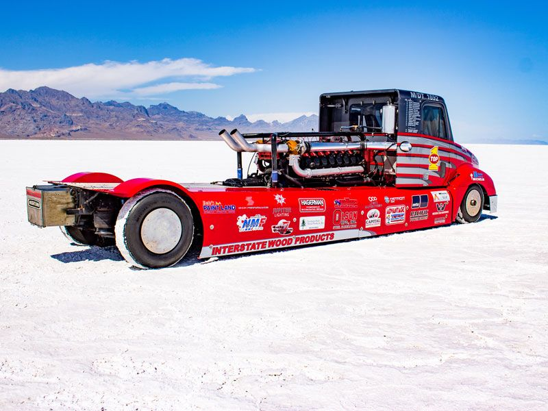 Fastest Diesel Truck >> Mtu On Twitter Icymi Video Watch The World S Fastest