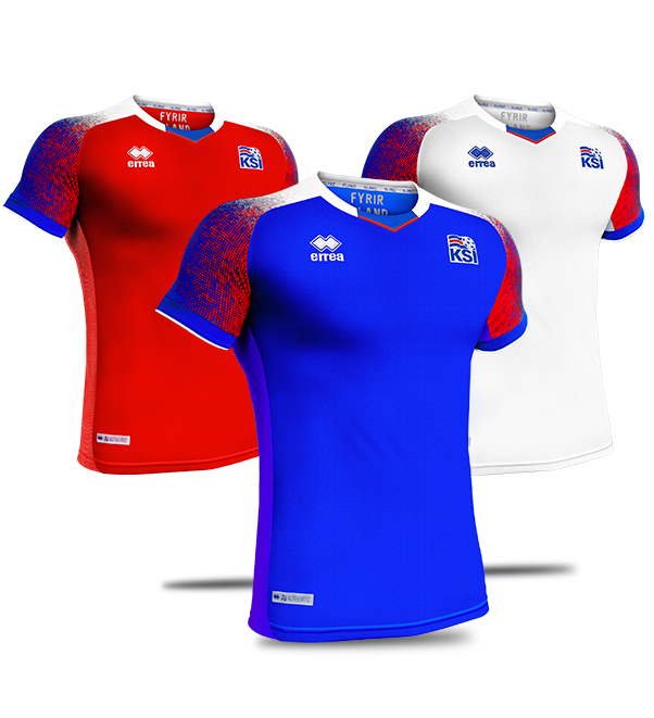 best cheap d904c c339d Iceland Cup : OFFICIAL Iceland unveiled kit Cup   Squawka ...