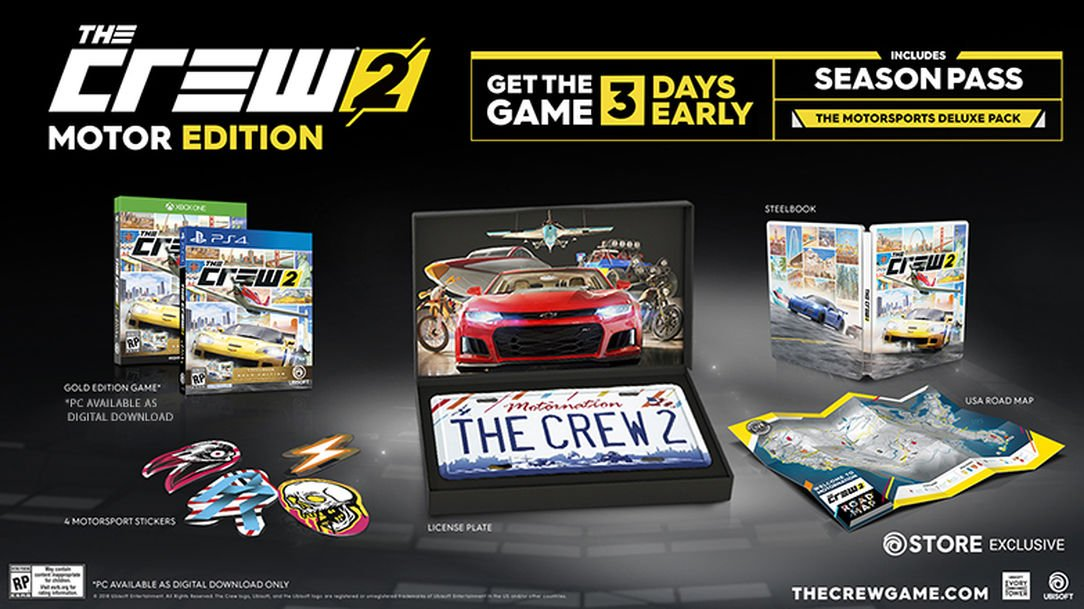 the crew 2 beta signups available neogaf. Black Bedroom Furniture Sets. Home Design Ideas