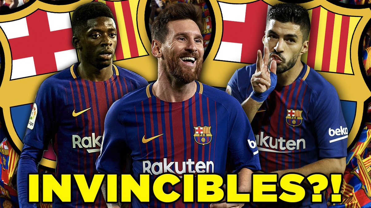 Barcelona 3-0 Chelsea | Are Barcelona Unbeatable This Season?! | #UCLReview  WATCH: youtu.be/jo5iLDCqYS4