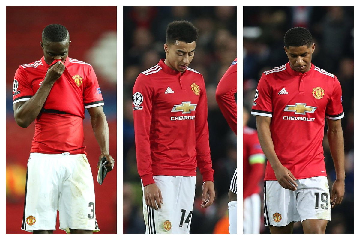 Eric Bailly, Jesse Lingard and Marcus Rashford are all eager to bounce back on Saturday. #MUFC ➡️ manutd.co/KV9