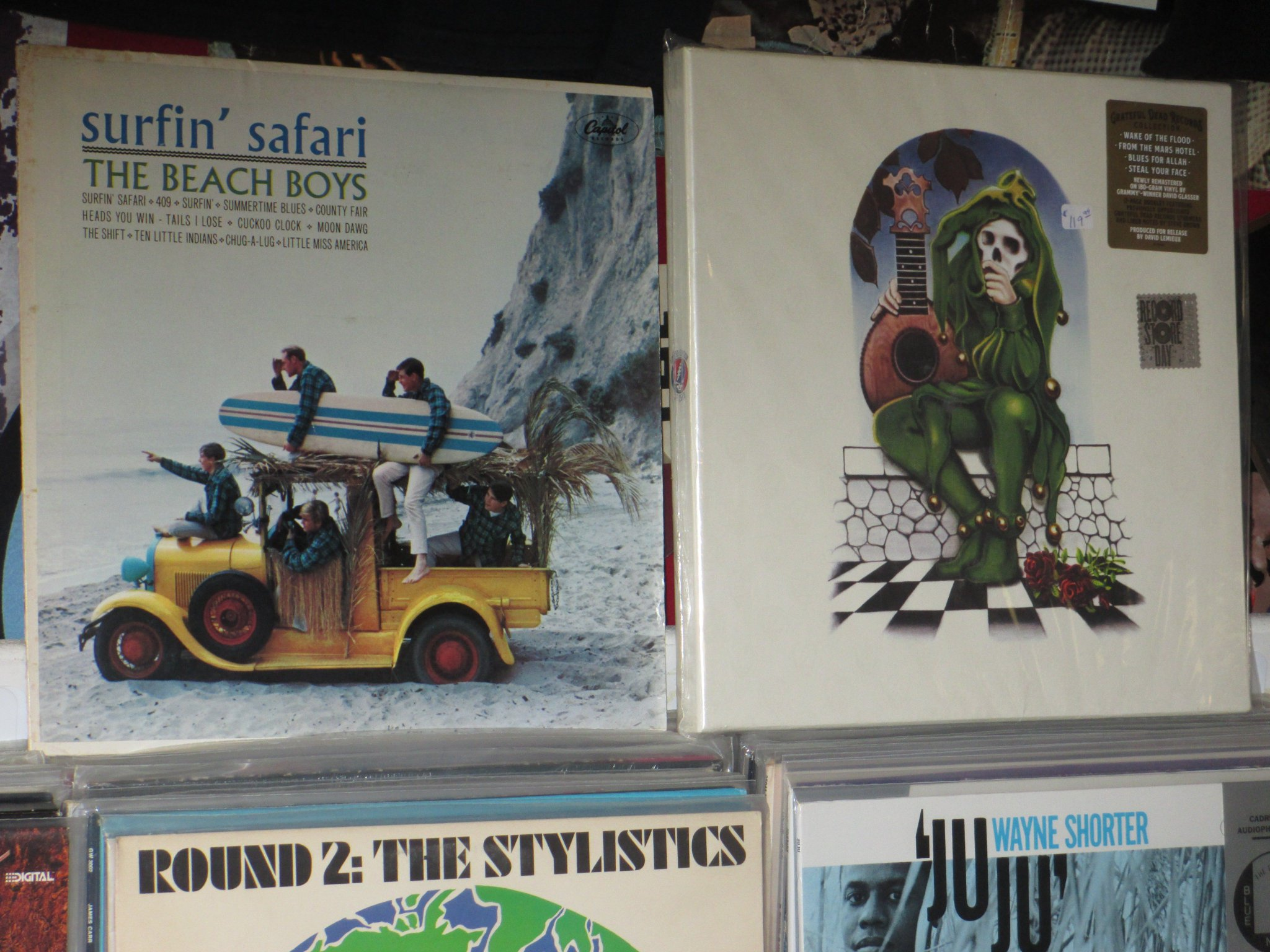 Happy Birthday to Mike Love of the Beach Boys & Phil Lesh of the Grateful Dead