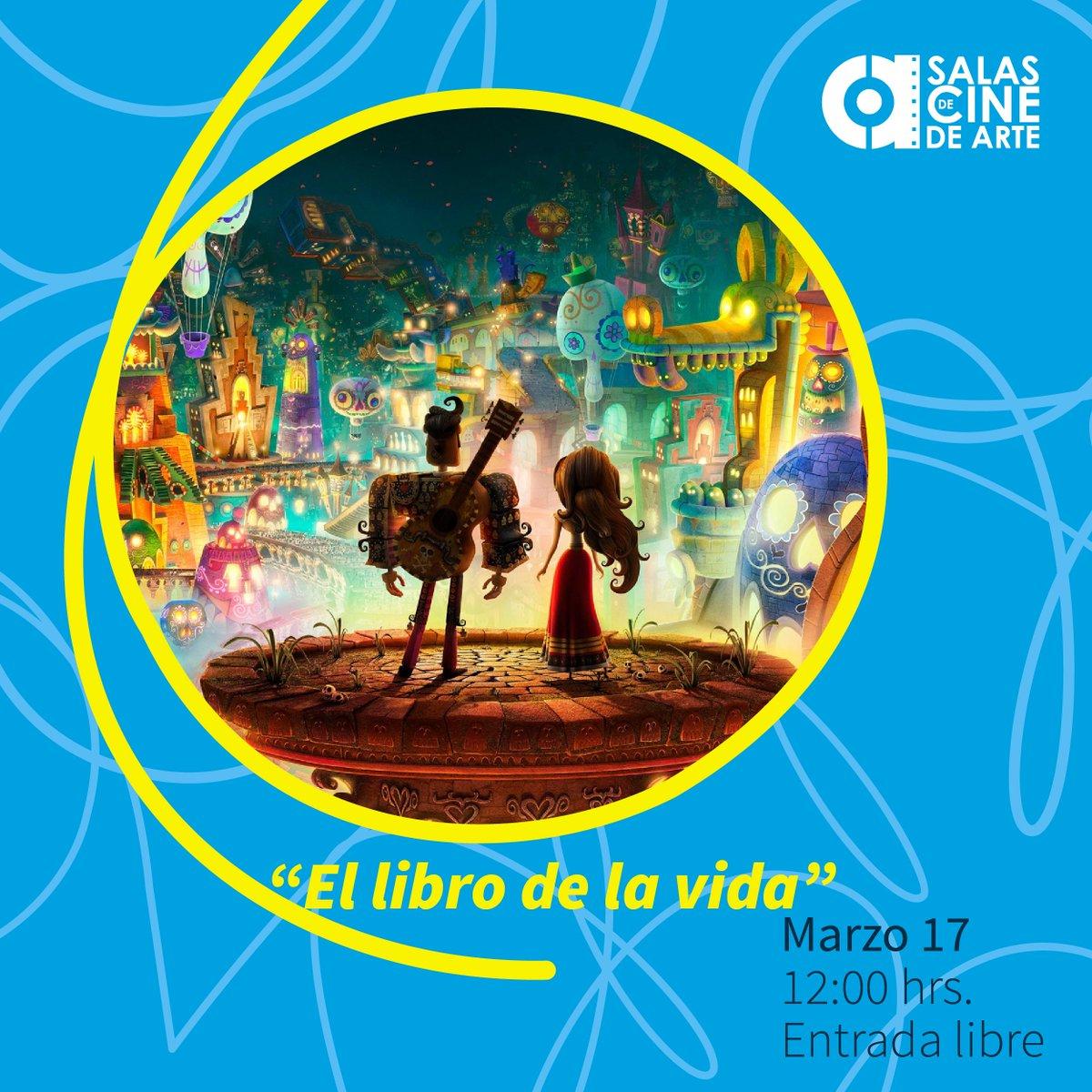 Salas de #CineCCU proyecta para todos lo...