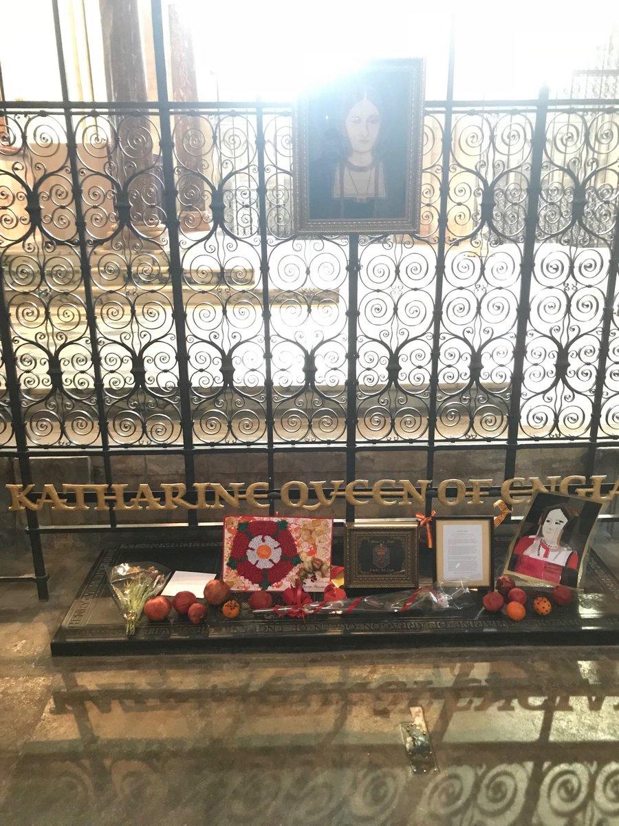Andrew Adonis On Twitter Catherine Of Aragons Tomb Peterborough