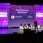 Image for the Tweet beginning: Here at @TokenFest in San