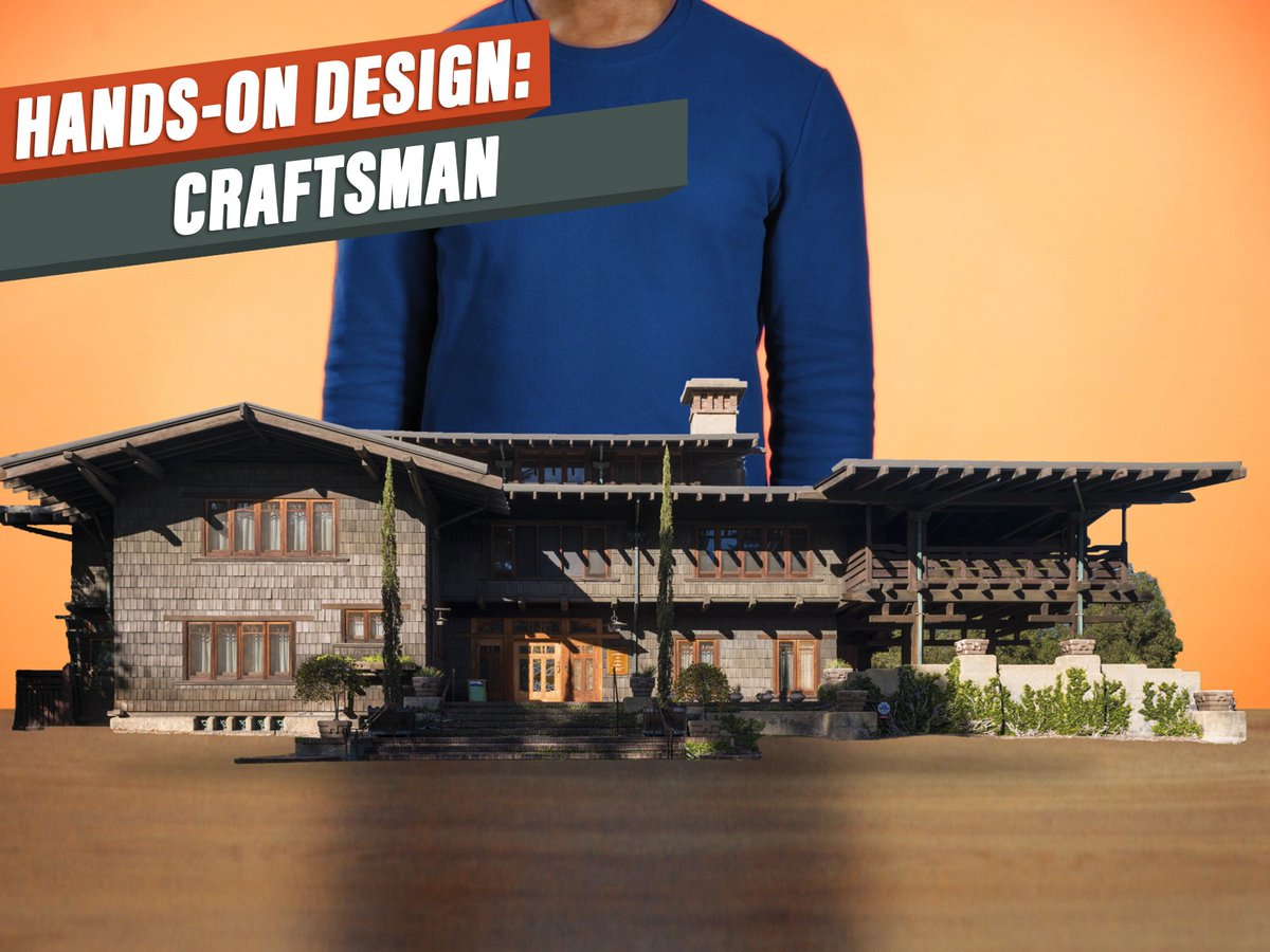 Craftsman houses have a surprisingly controversial background presented by Nest.