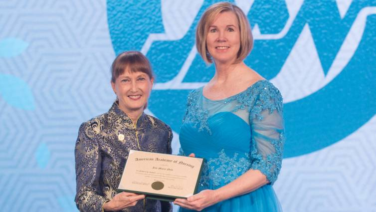 #Fulbright alumna and @LLUHealth School of Nursing professor Dr. Jan Nick was recently named an @AAN_Nursing fellow, one of the highest honors in the nursing profession. bit.ly/2Dq7Ies