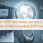 Based off of scores calculated from reviews collected through December 18, 2017, Epicor ERP has been named a Leader in the crowded ERP market. Check out the G2 Crowd report to learn more about Epicor #ERP. https://t.co/1ILrlH6F0N