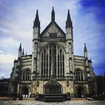 Image for the Tweet beginning: Spent the day @WinCathedral for