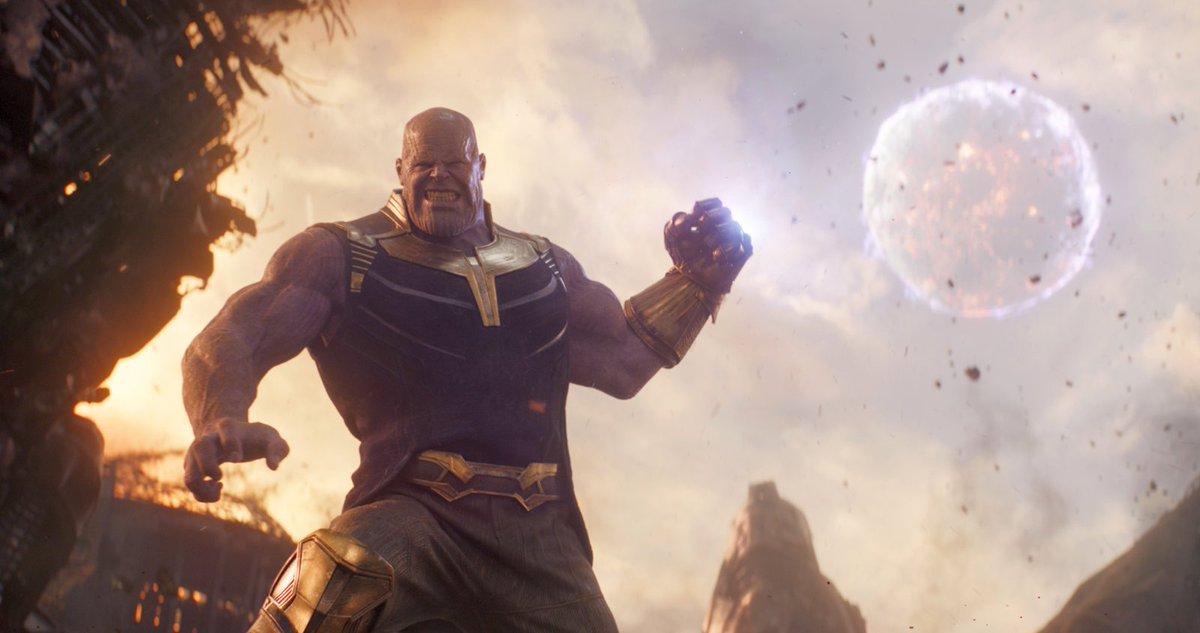 New Avengers: Infinity War Trailer Lands