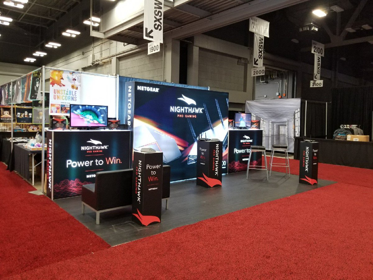 High Quality The Nighthawk Pro Gaming Squad Is Out Here At @SXSWGaming! Drop By Booth  #1825 At The SXSW Gaming Expo To Learn How NPG Is Changing The Gaming World! Ideas