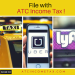 Calling all #UBER, #LYFT and #Taxi drivers! #ATC wants you to know that not all of your #income is not taxable. Allow us to itemize your expenses & file your 1099K and in return, you'll receive the maximum refund that you deserve: https://t.co/kzM1ekGnQD #ATCIncomeTax #IncomeT