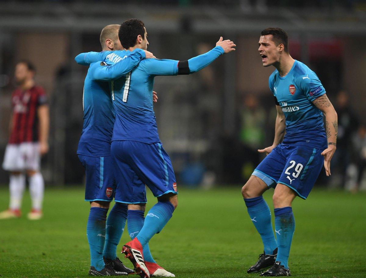 Arsenal FC's photo on Ozil